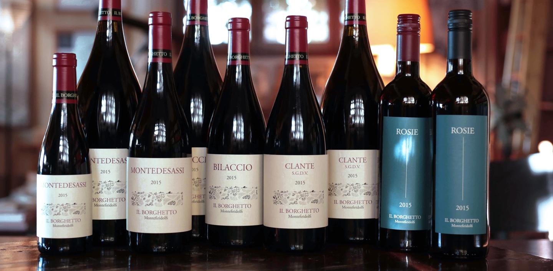 Wine Il Borghetto Country Inn and Winery Azienda Agricola